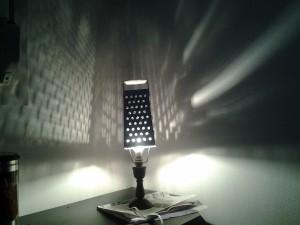 lampe détournée