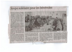 PROJET BANQUE ALIMENTAIRE 2